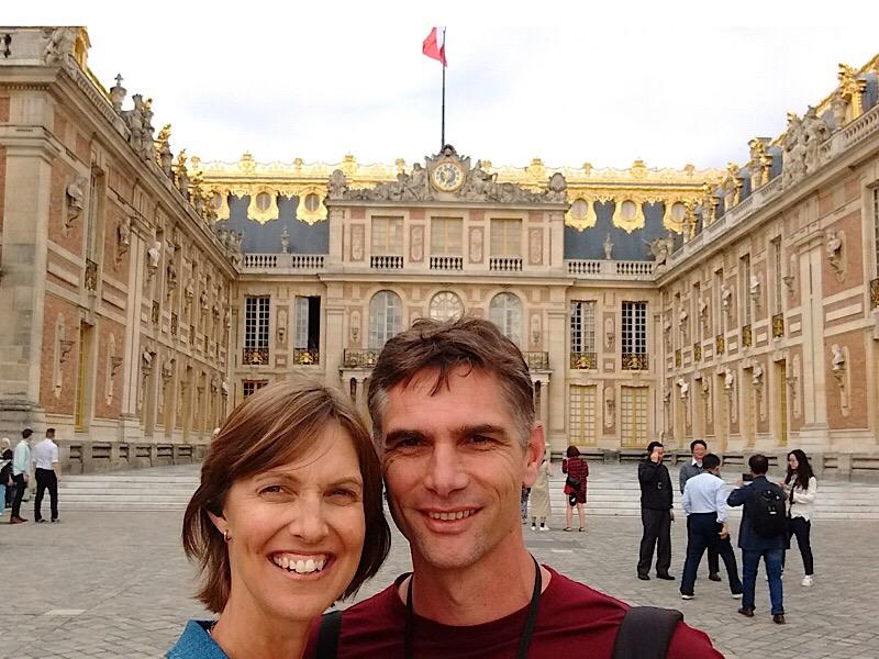 A Versailles High
