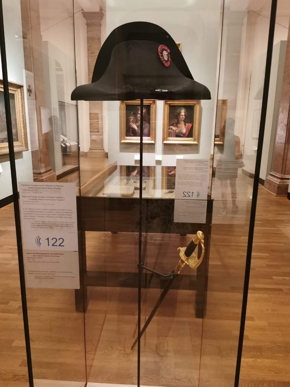 Napoleons Hat and Sword